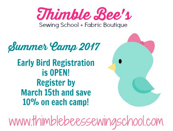 Early Bird Registration 2017