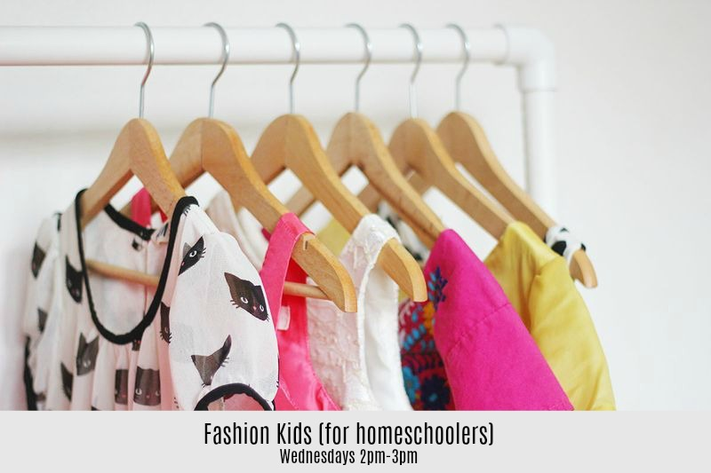 Fashion Kids Homeschoolers