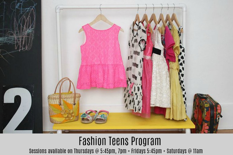 Fashion Teens 6-12
